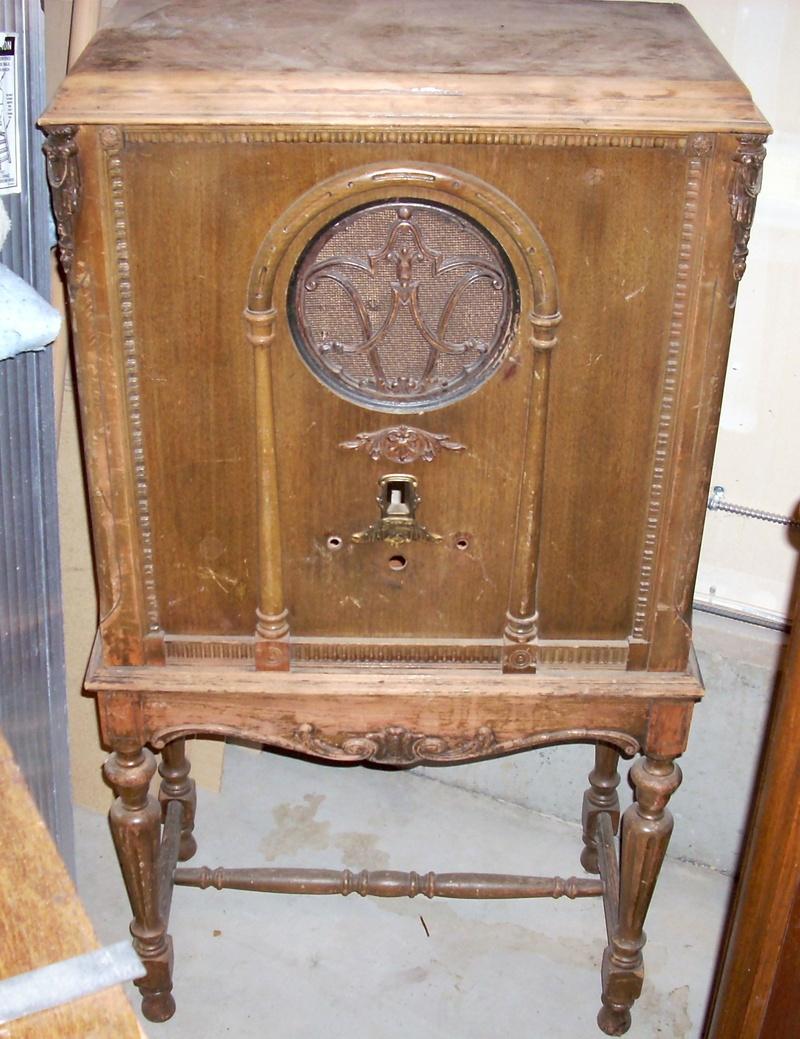 Antique Radio Forums • View topic - Sparton radio ID